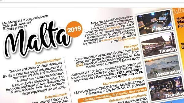 Malta 2019 quality raving holiday