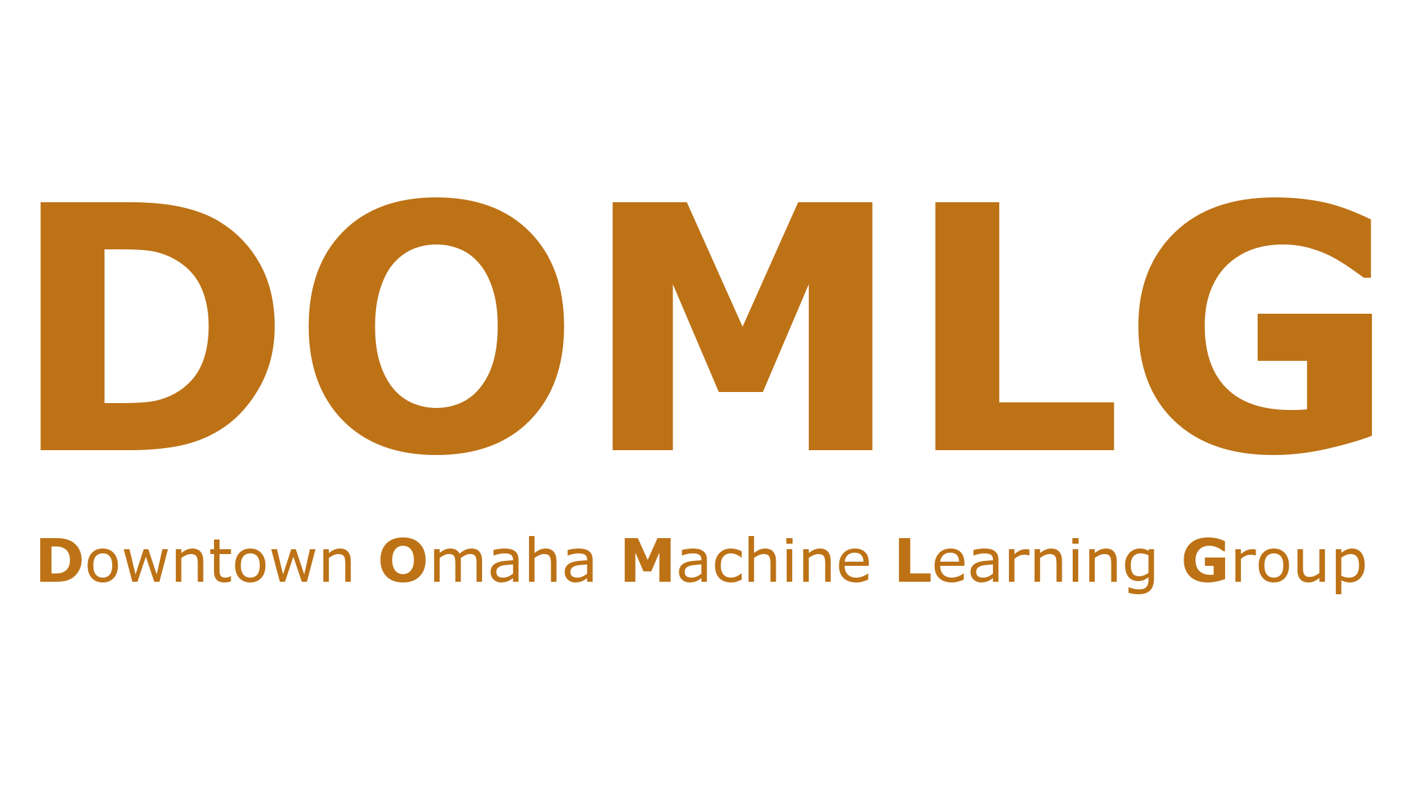Downtown Omaha Machine Learning Group