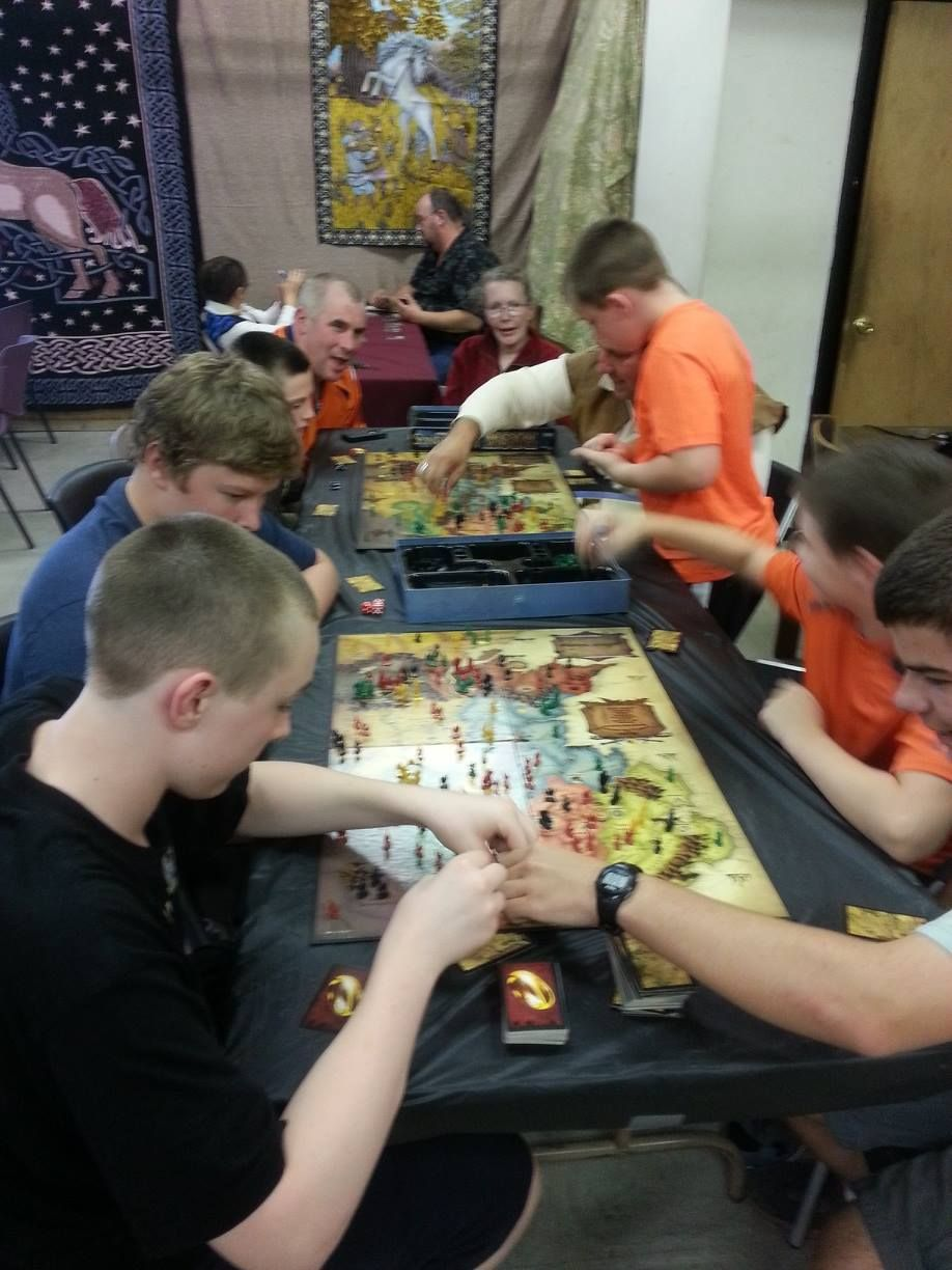 DOKs Game Club (The Days of Knights' Game Club)