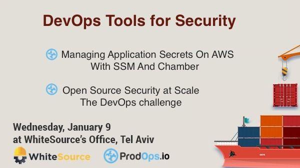 DevOps Tools for Security