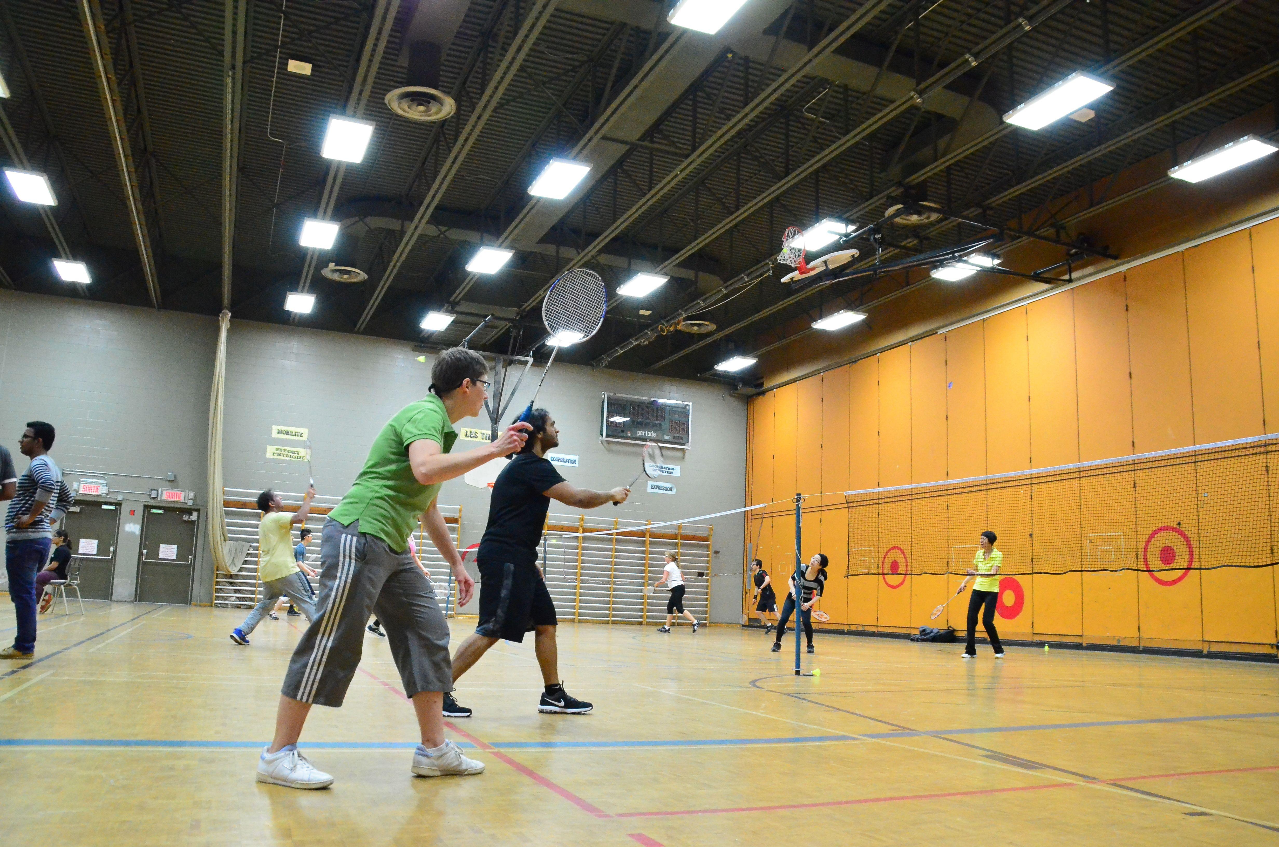 Badminton Montreal