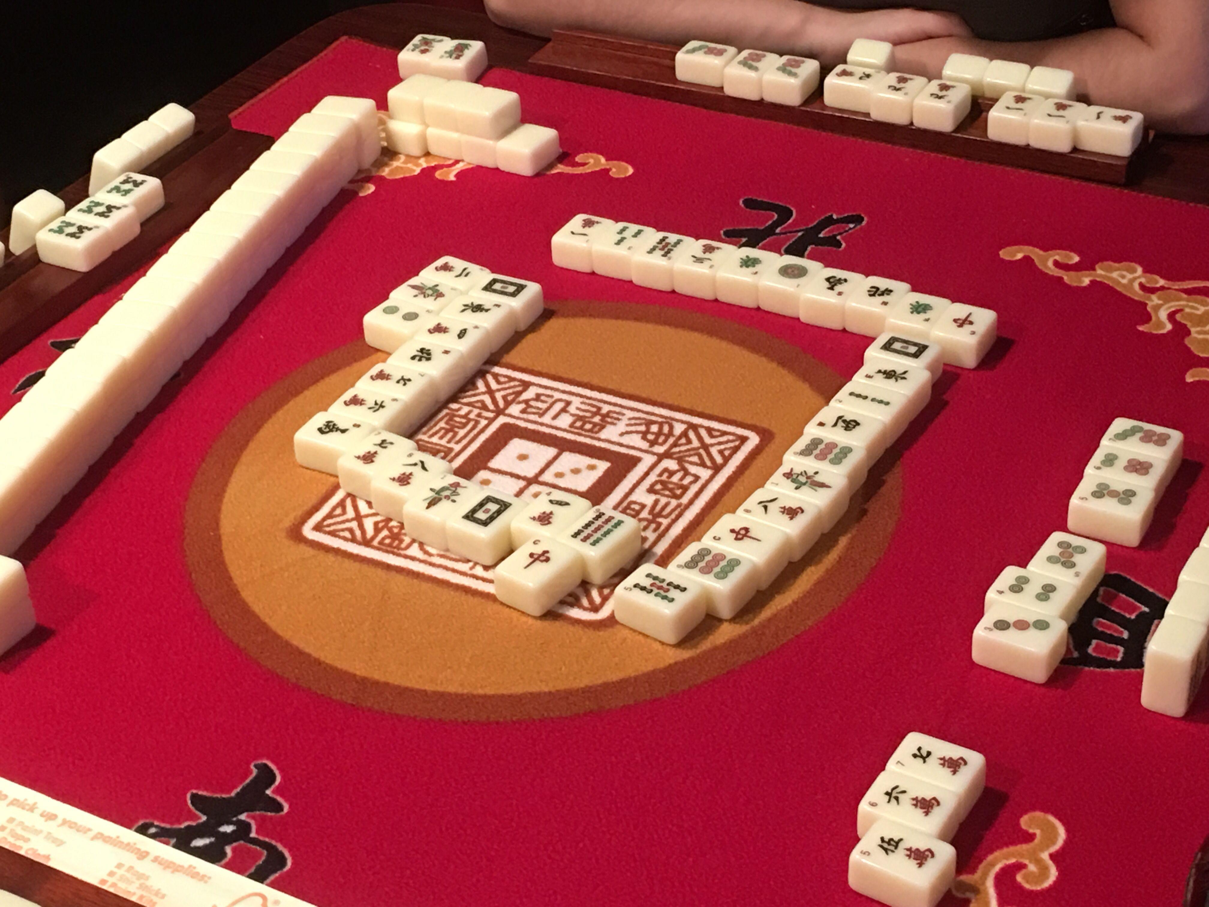 DFW Mahjong group