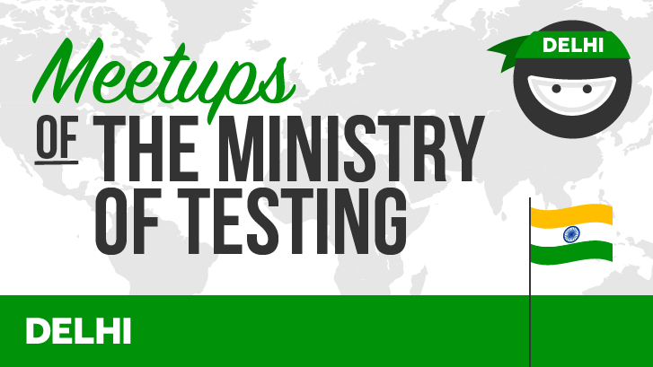 Ministry of Testing Delhi