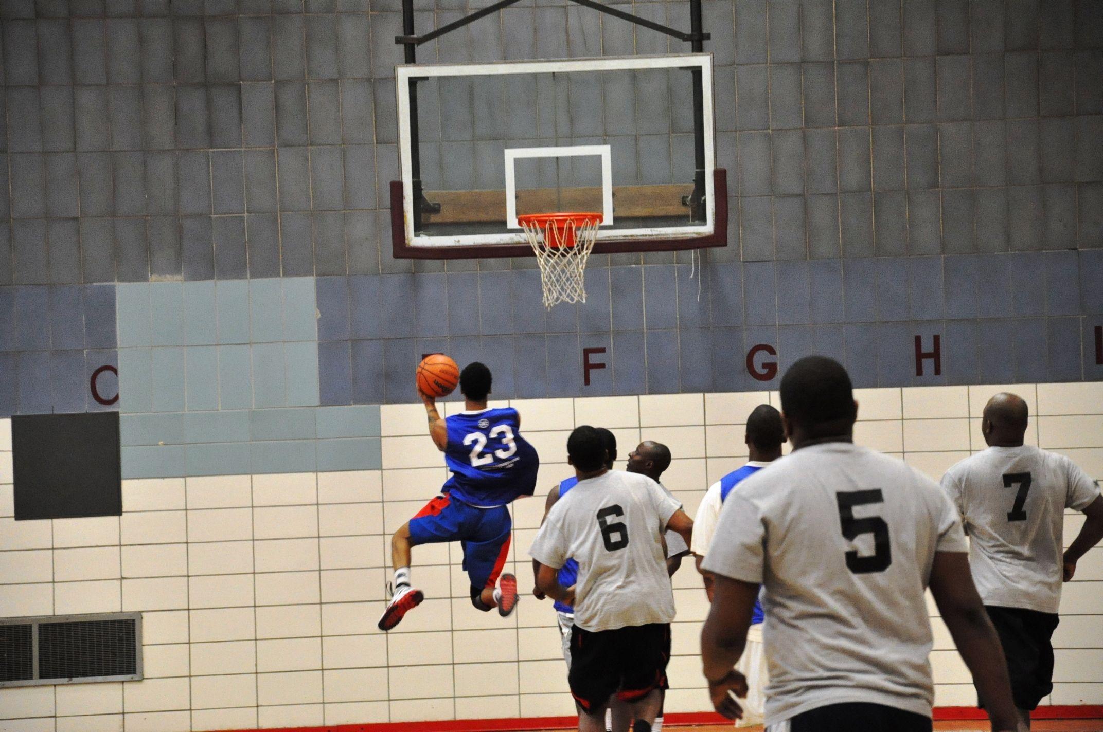 ABC Hoops - Indoor Pickup Basketball
