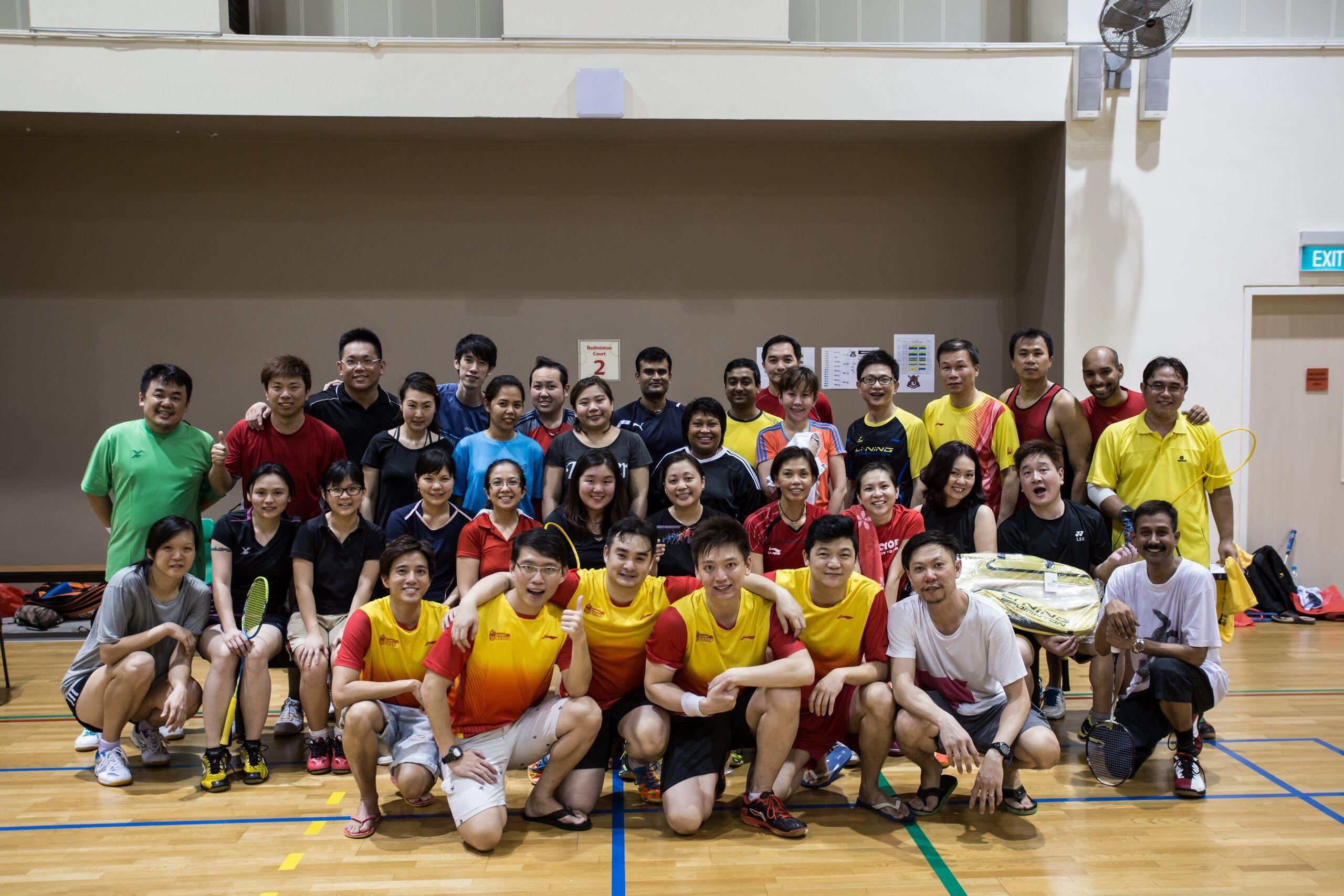 Badminton Fever