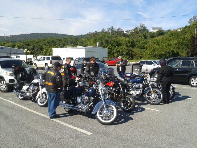Baltimore Ramblers Motorcycle Club Meetup Group