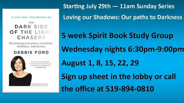 Unity Kitchener Spirit Book Study Group (Kitchener, ON) | Meetup