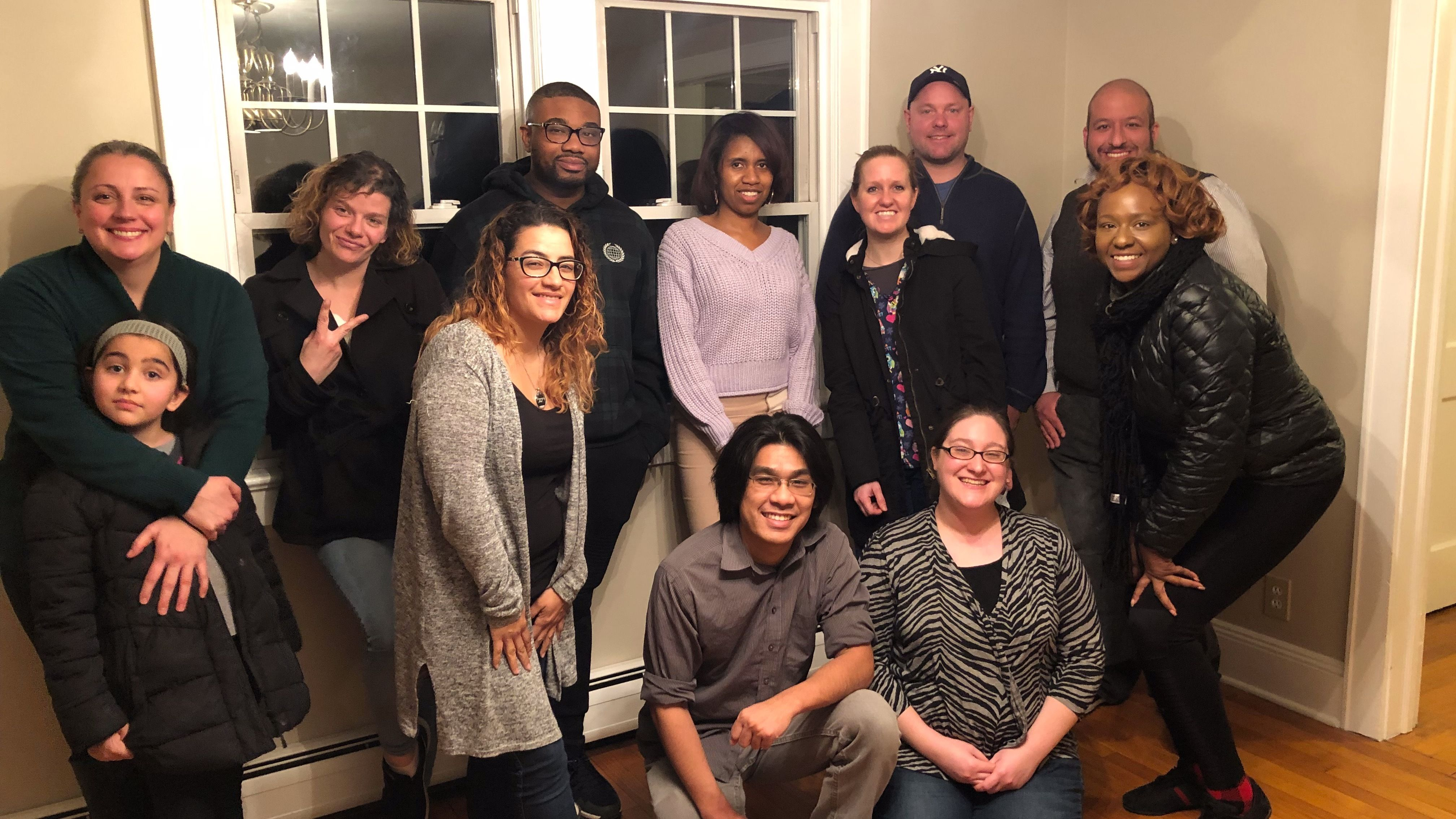 Bible Study for late 20's and 30's in Clark, NJ (Oasis)