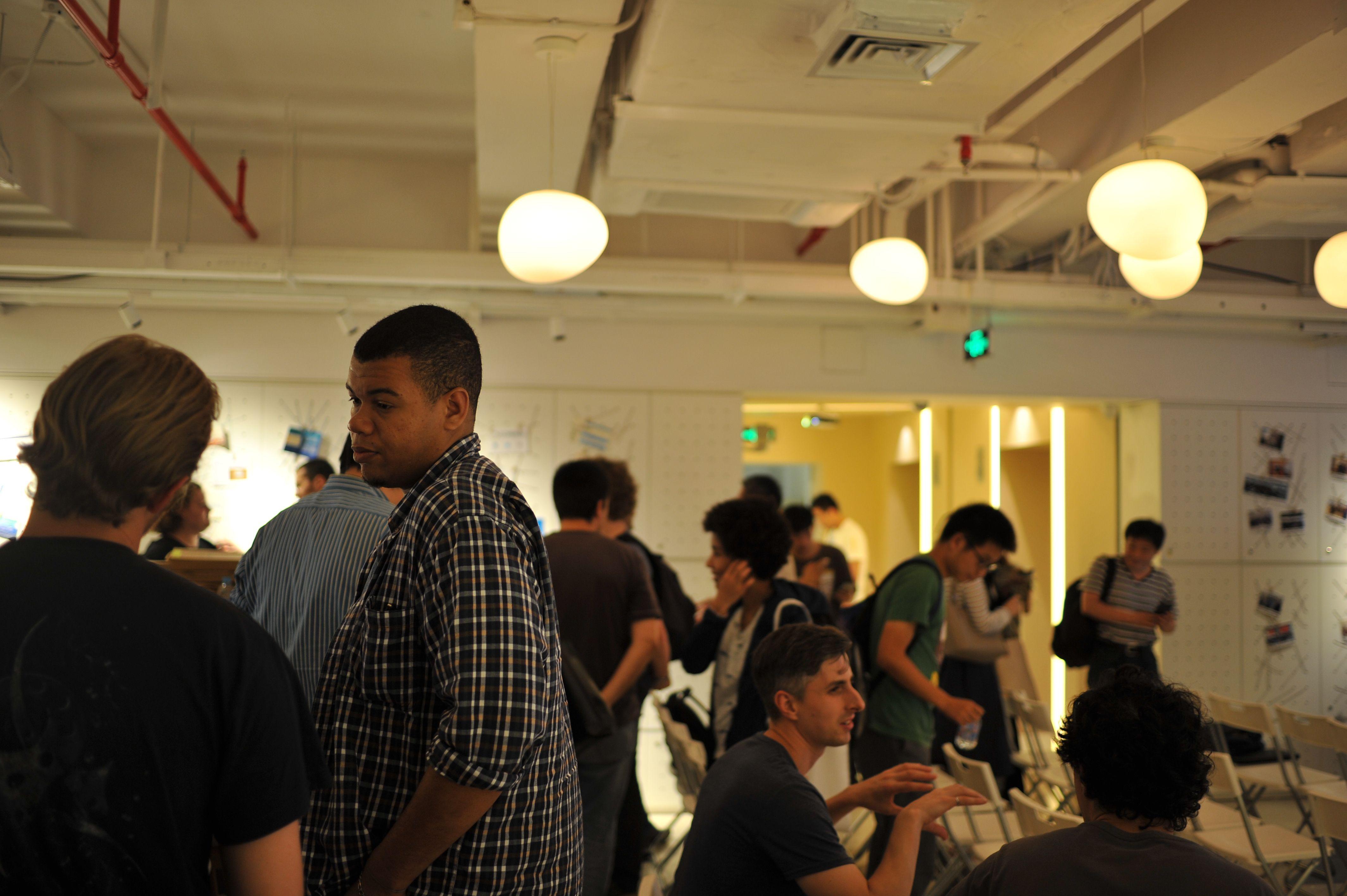 Shanghai JavaScript Meetup