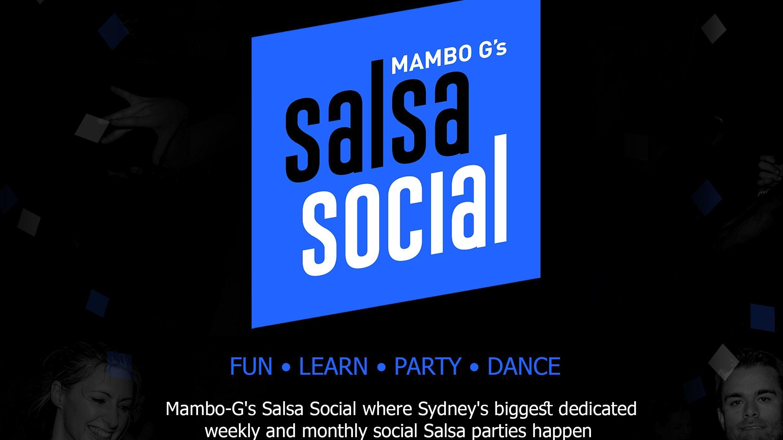 Mambo G's Sydney Salsa Social