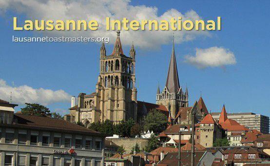 Lausanne International Toastmasters Club