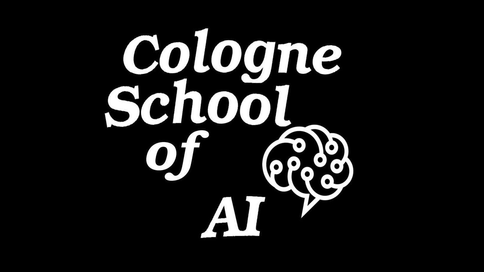 Cologne School of AI