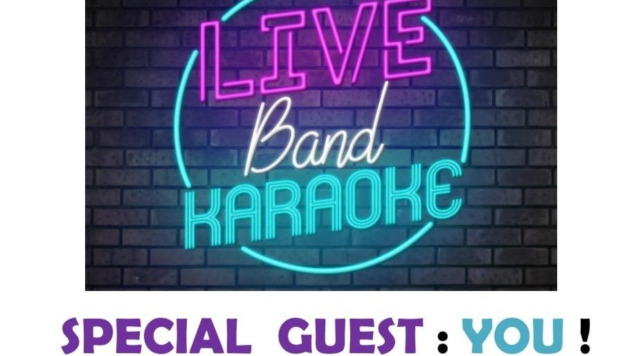 Live Band Karaoke -Sing With The Band! ????????????????