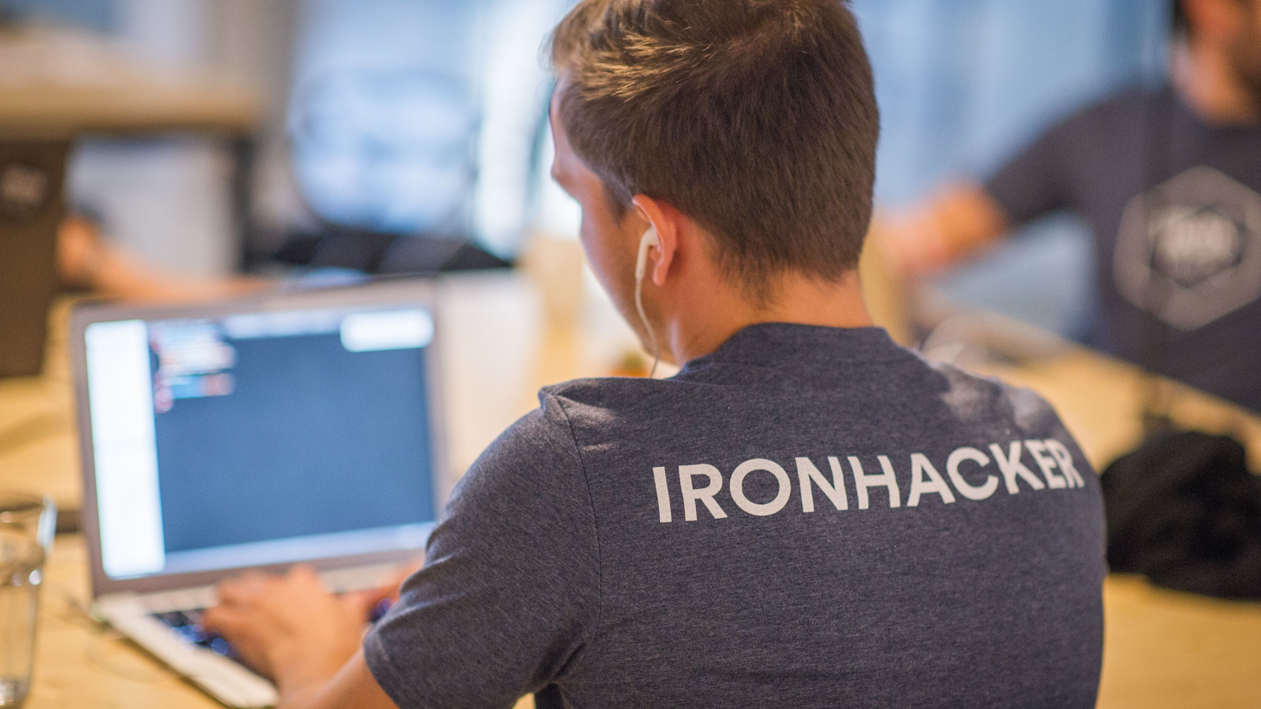 Ironhack Miami: Learn to Code + Design