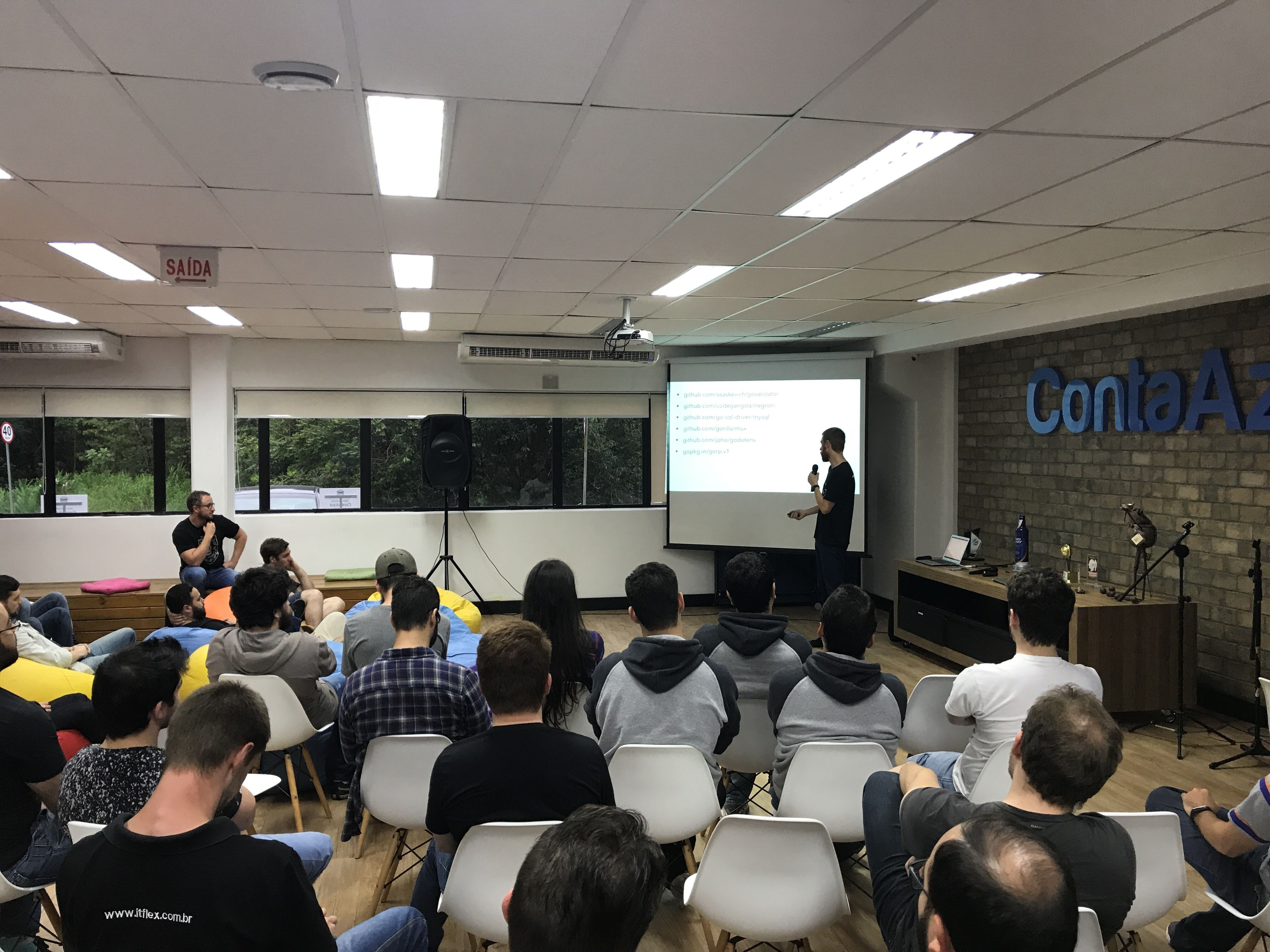 Joinville Go Meetup