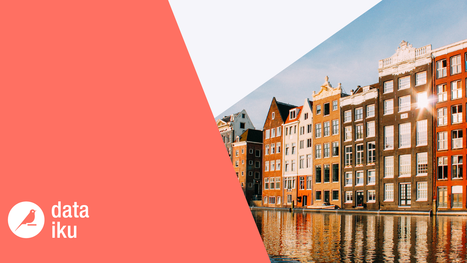 Analytics & Data Science by Dataiku Amsterdam