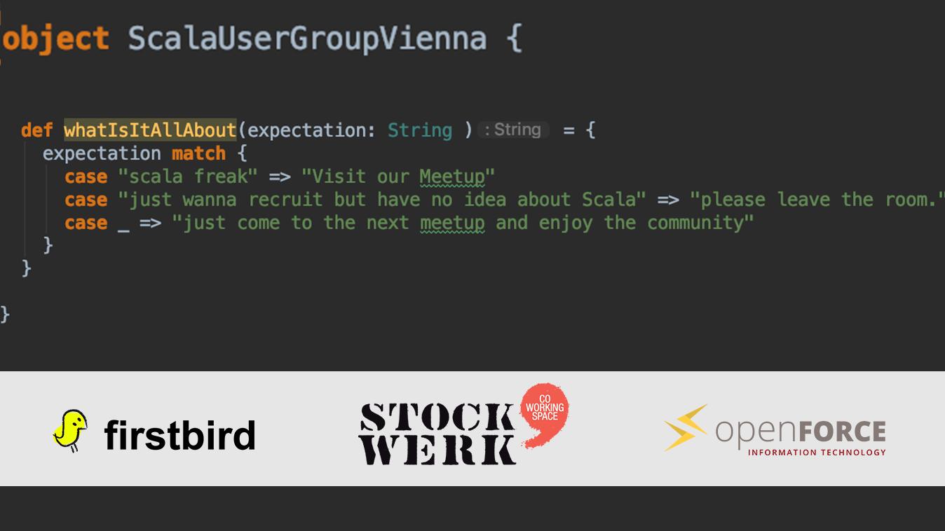Scala Vienna User Group