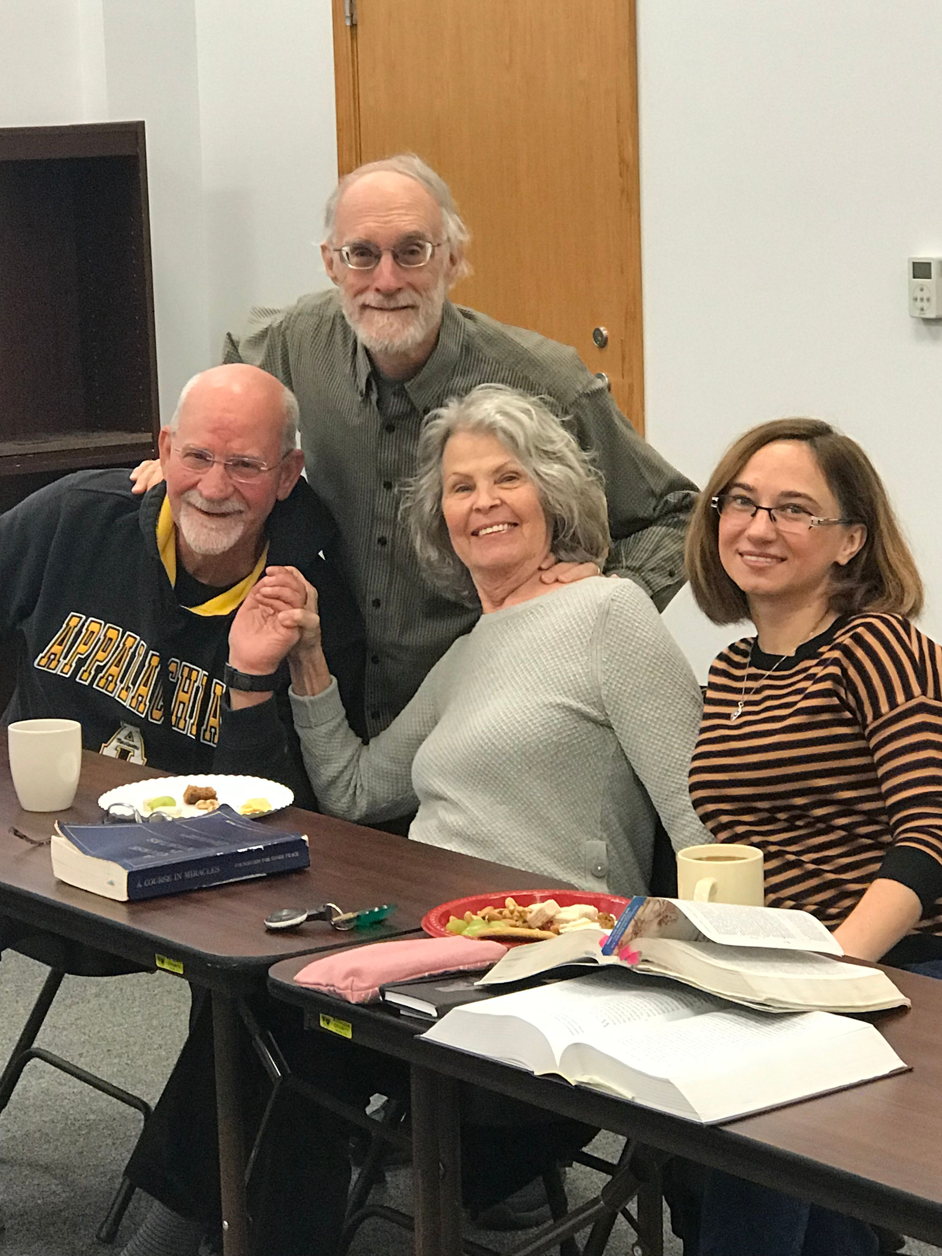 A Course in Miracles Study Group in Boone