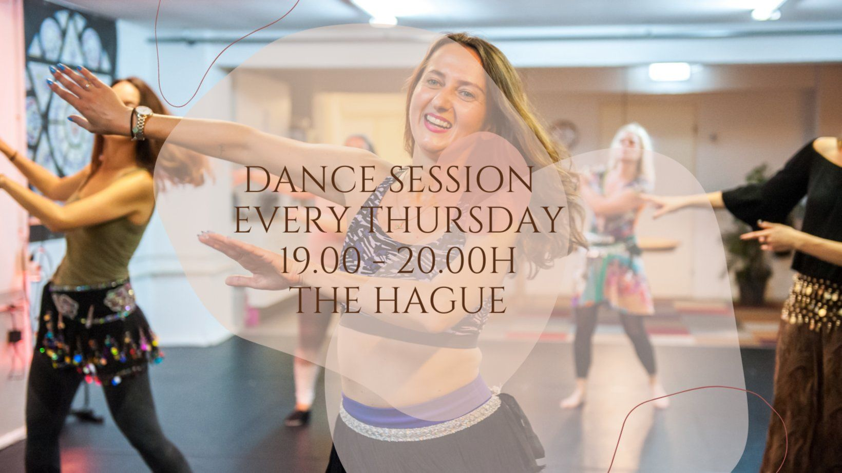NEW: Live 'End of Summer' dance sessions (the Hague)