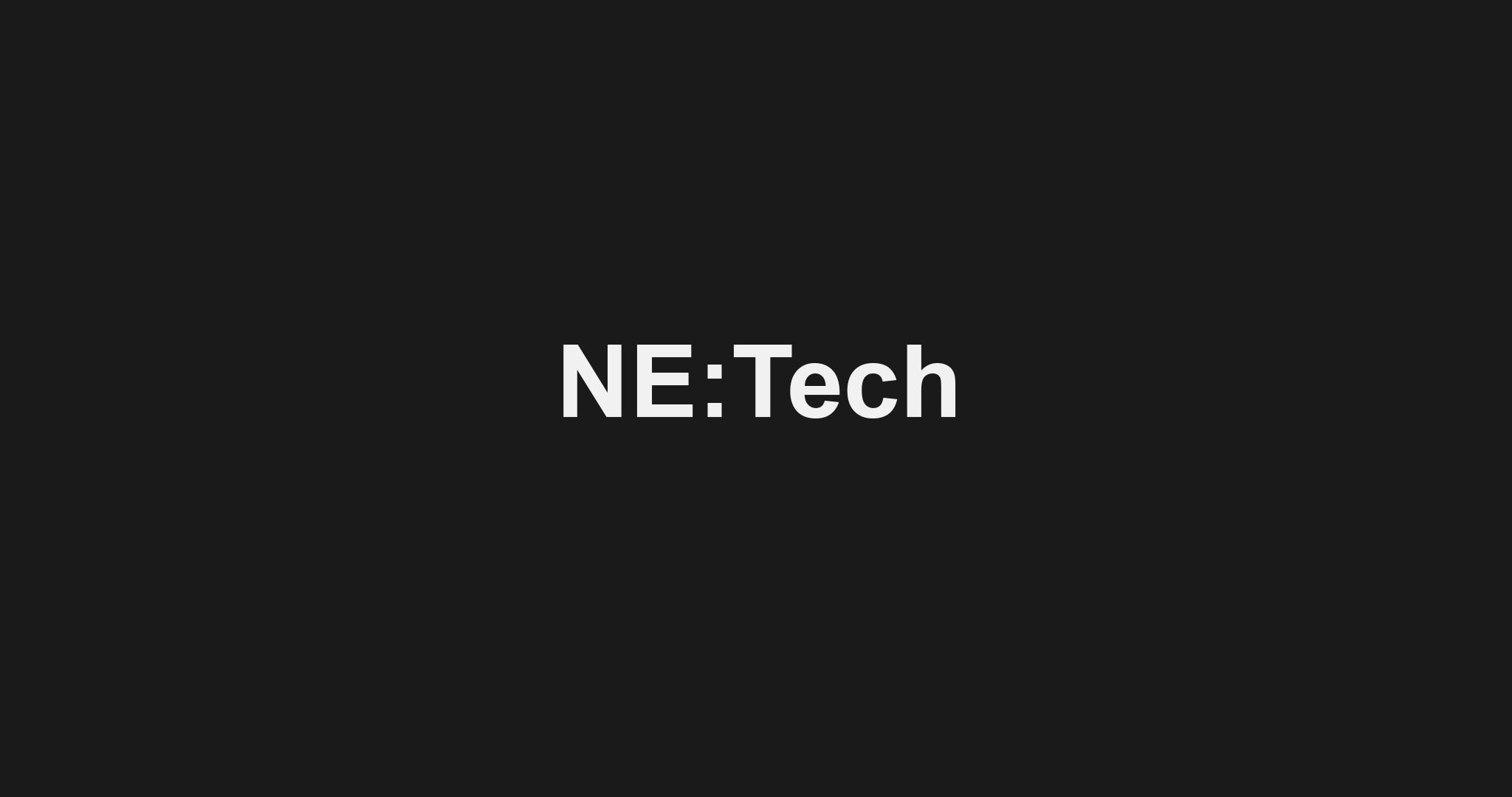 NE:Tech