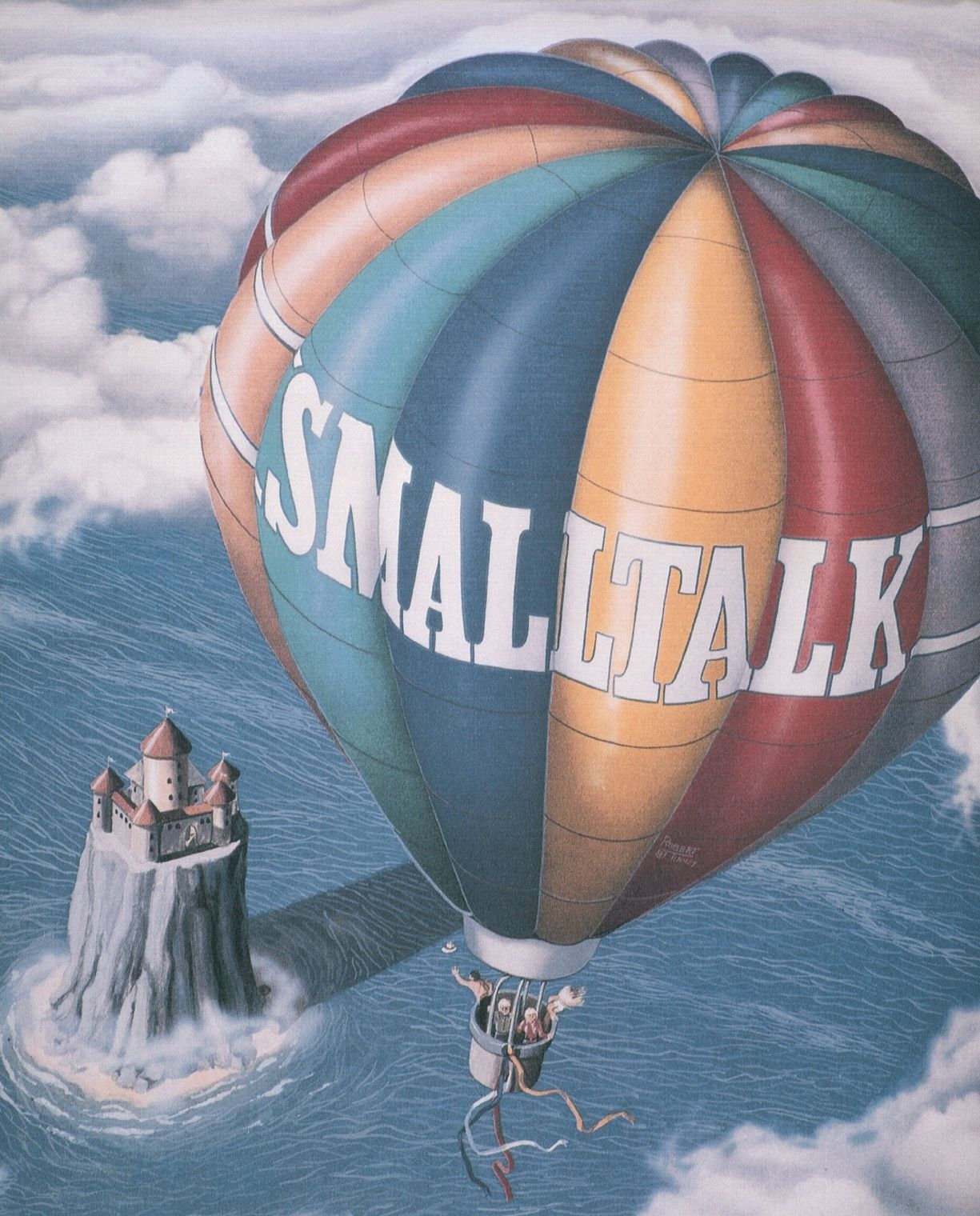 The Programming Language Smalltalk