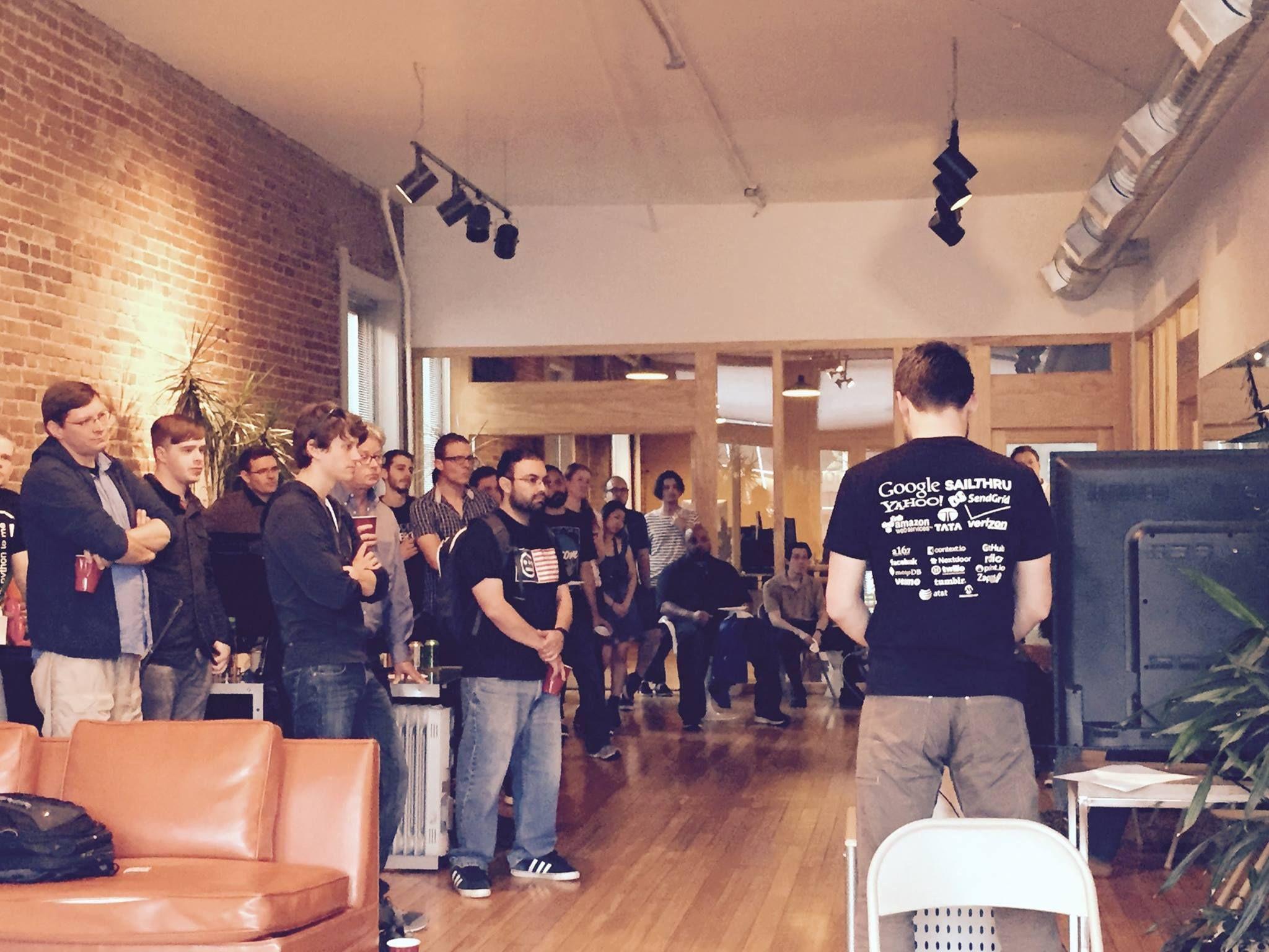 Denver Python Meetup