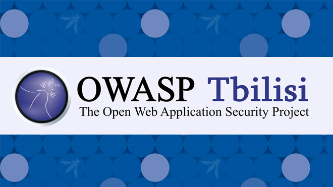 OWASP Tbilisi Chapter