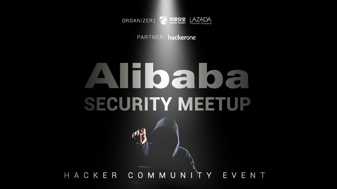Alibaba Security Meetup