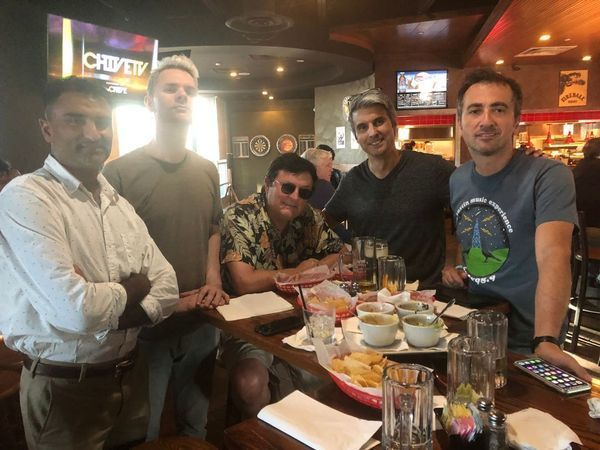 Central Austin Men's Group