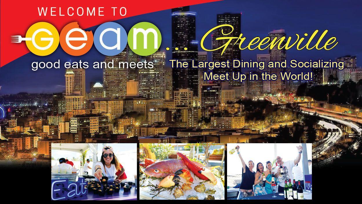 Good Eats & Meets-Greenville