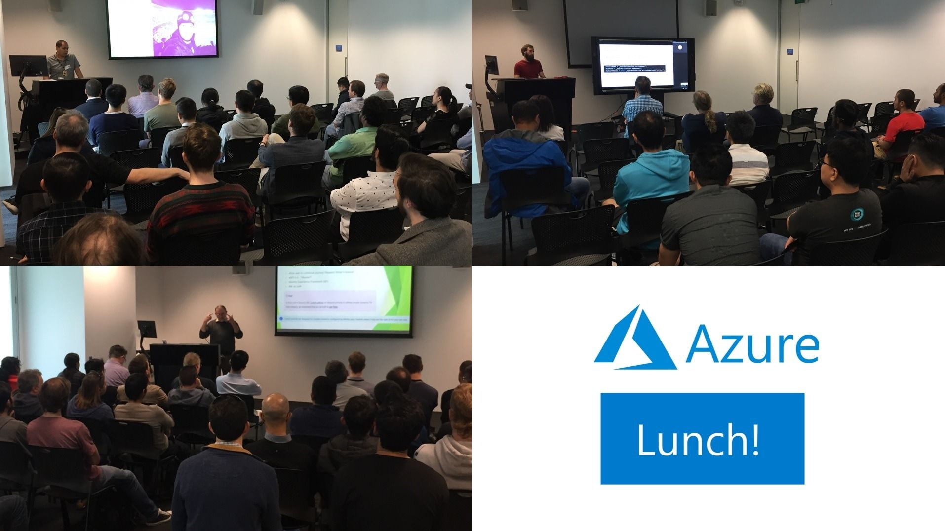 Auckland Azure Lunchtime Meetup