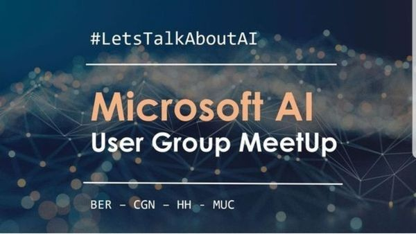 Microsoft AI User Group Karlsruhe