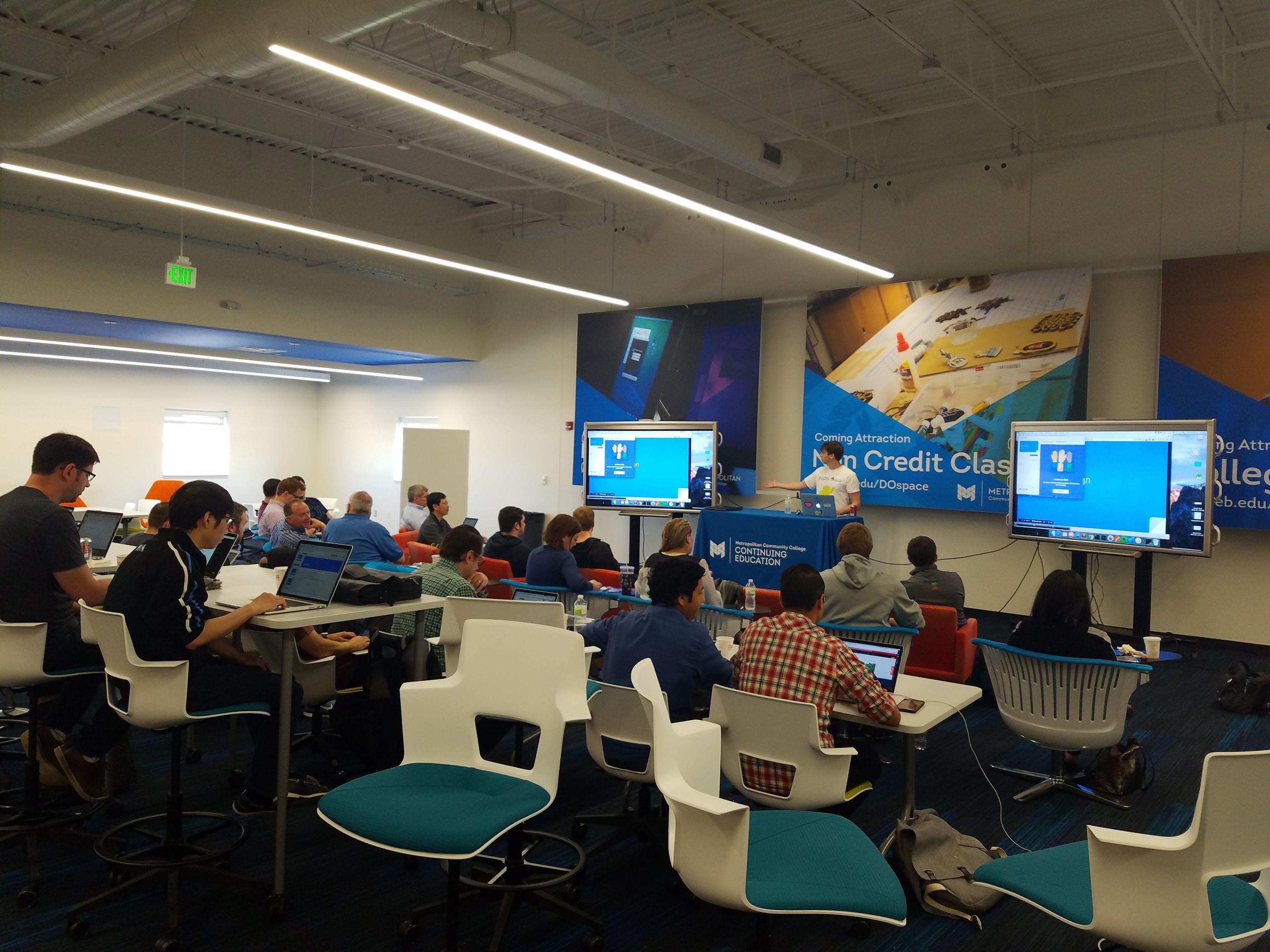 Google Developer Group Omaha