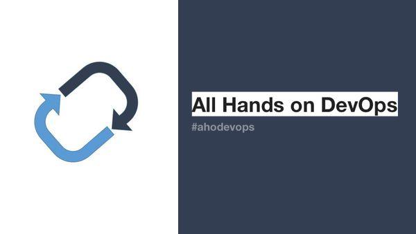 All Hands on DevOps - London