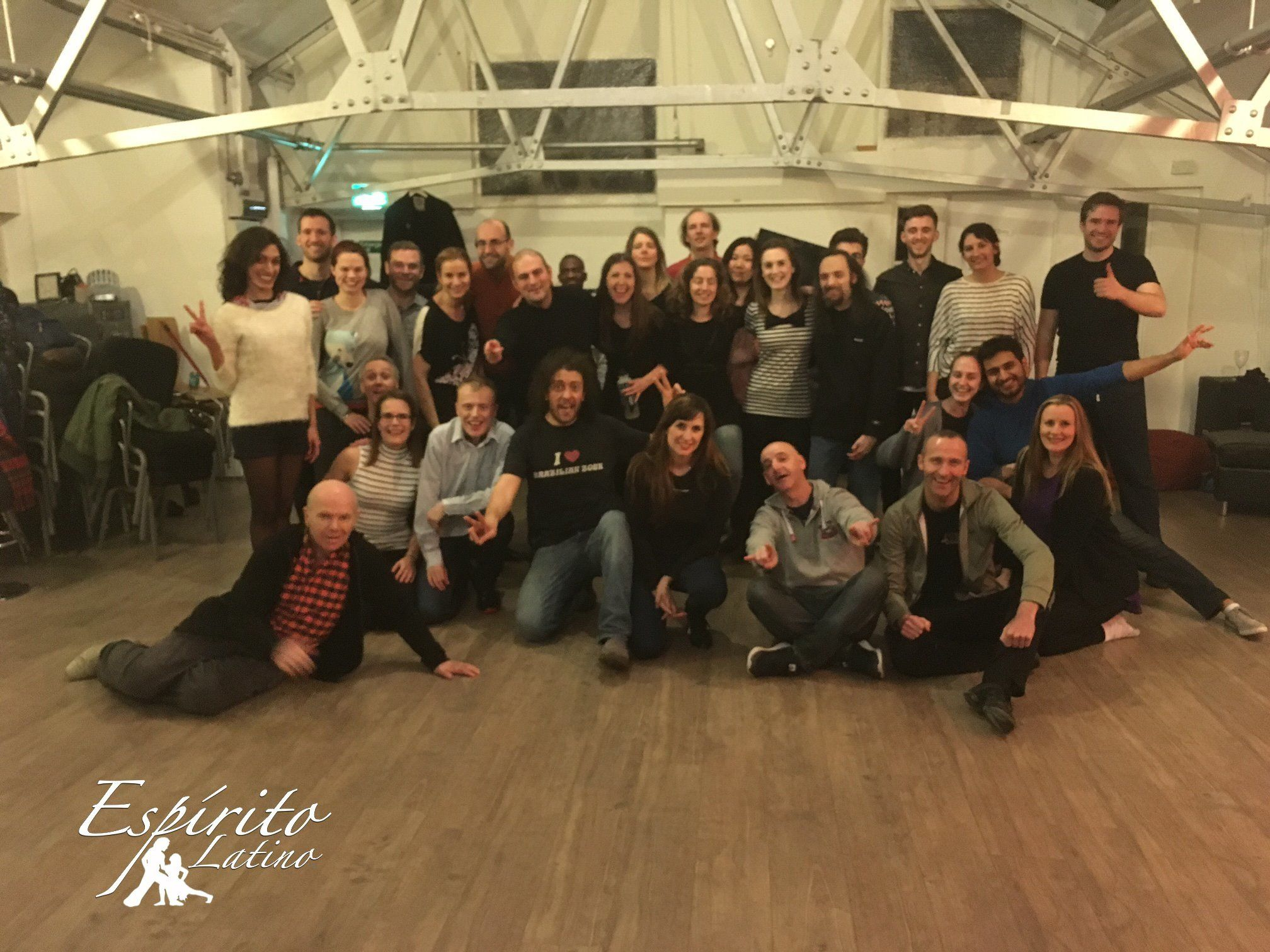 Manchester Zouk Social Dancing