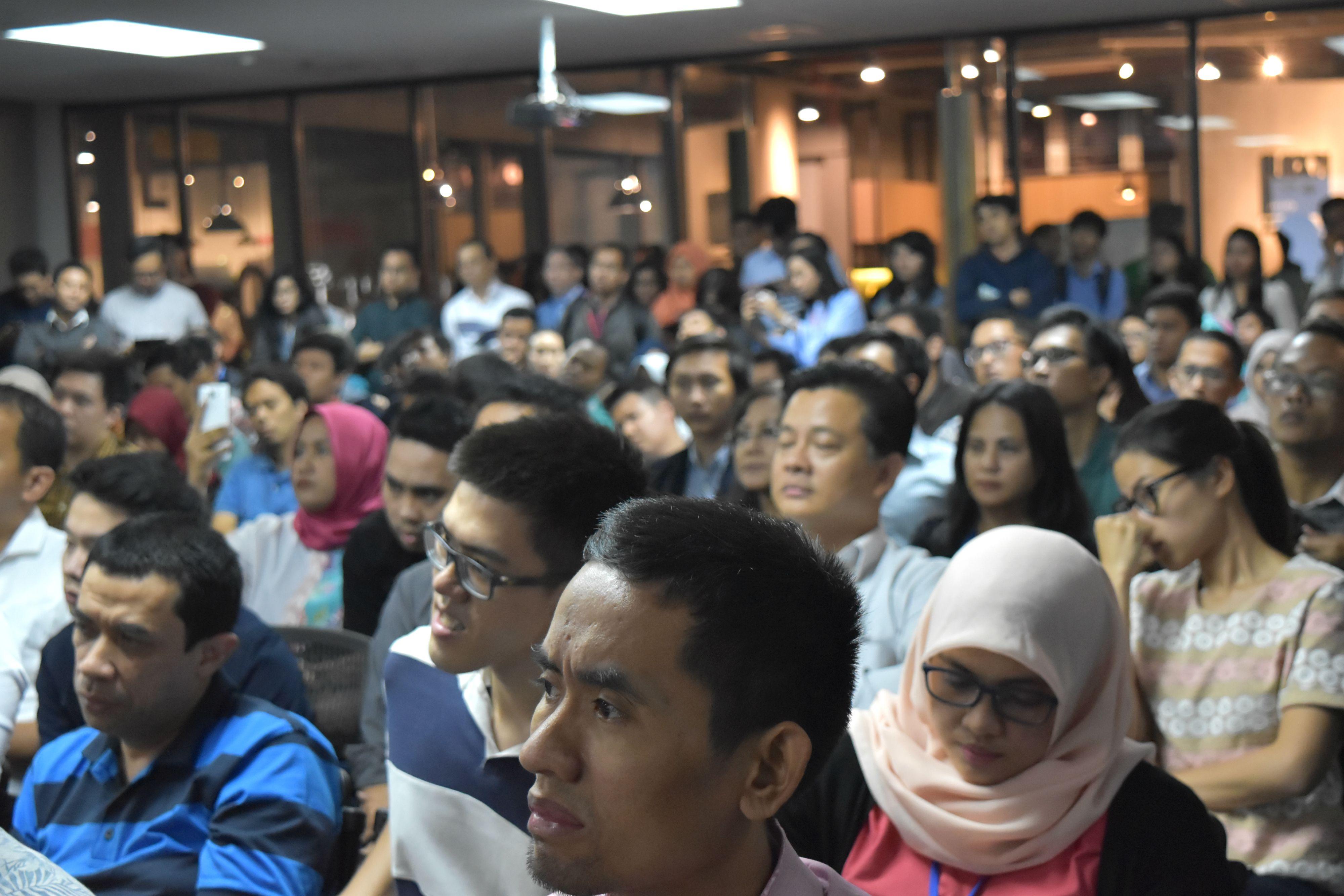 BLOCK71 Jakarta Meetup