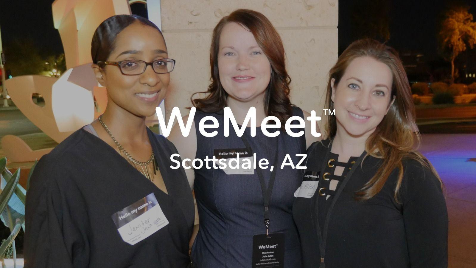 WeMeet Scottsdale Networking - Meet New People