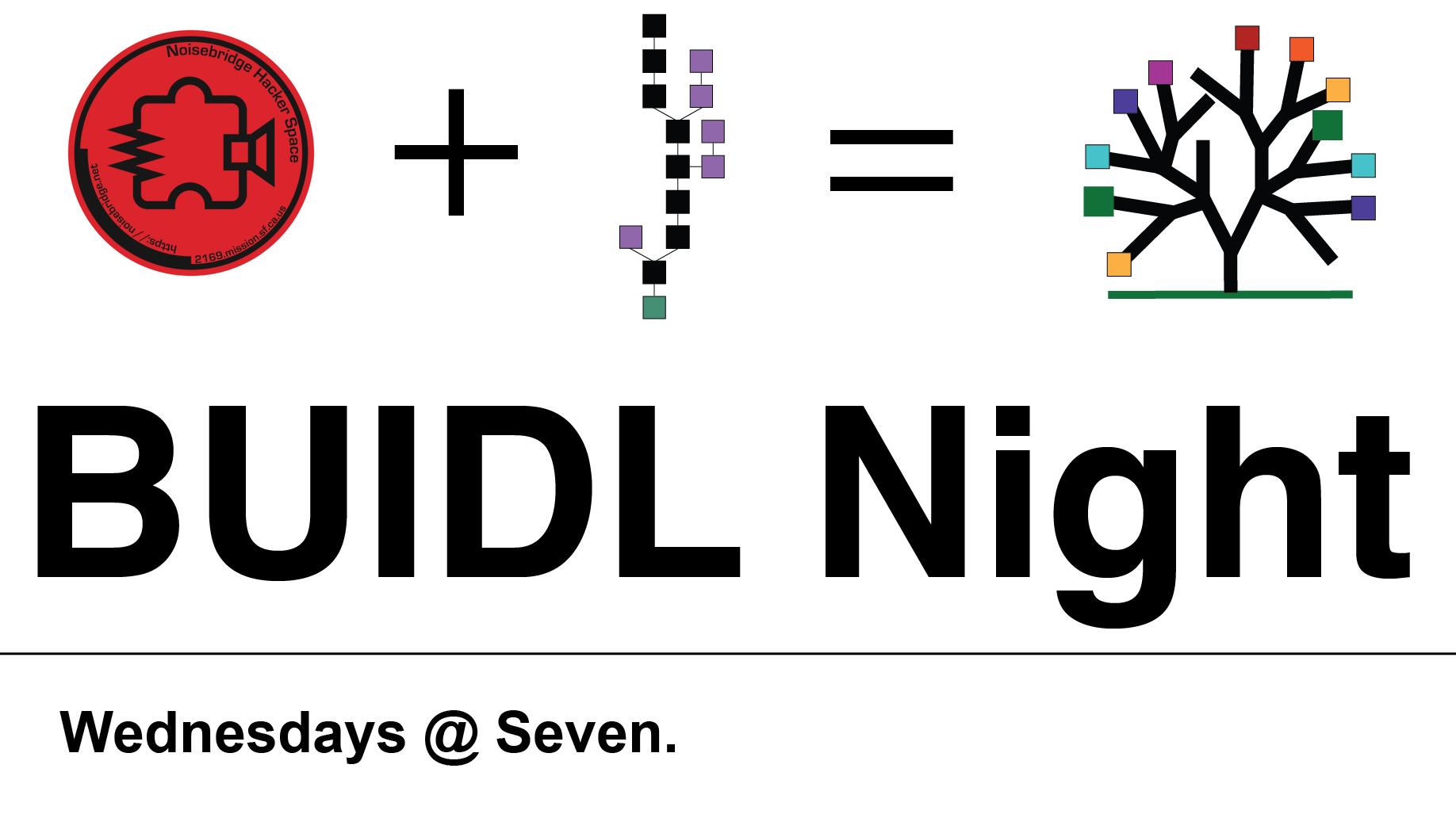 BUIDL Night @ Noisebridge