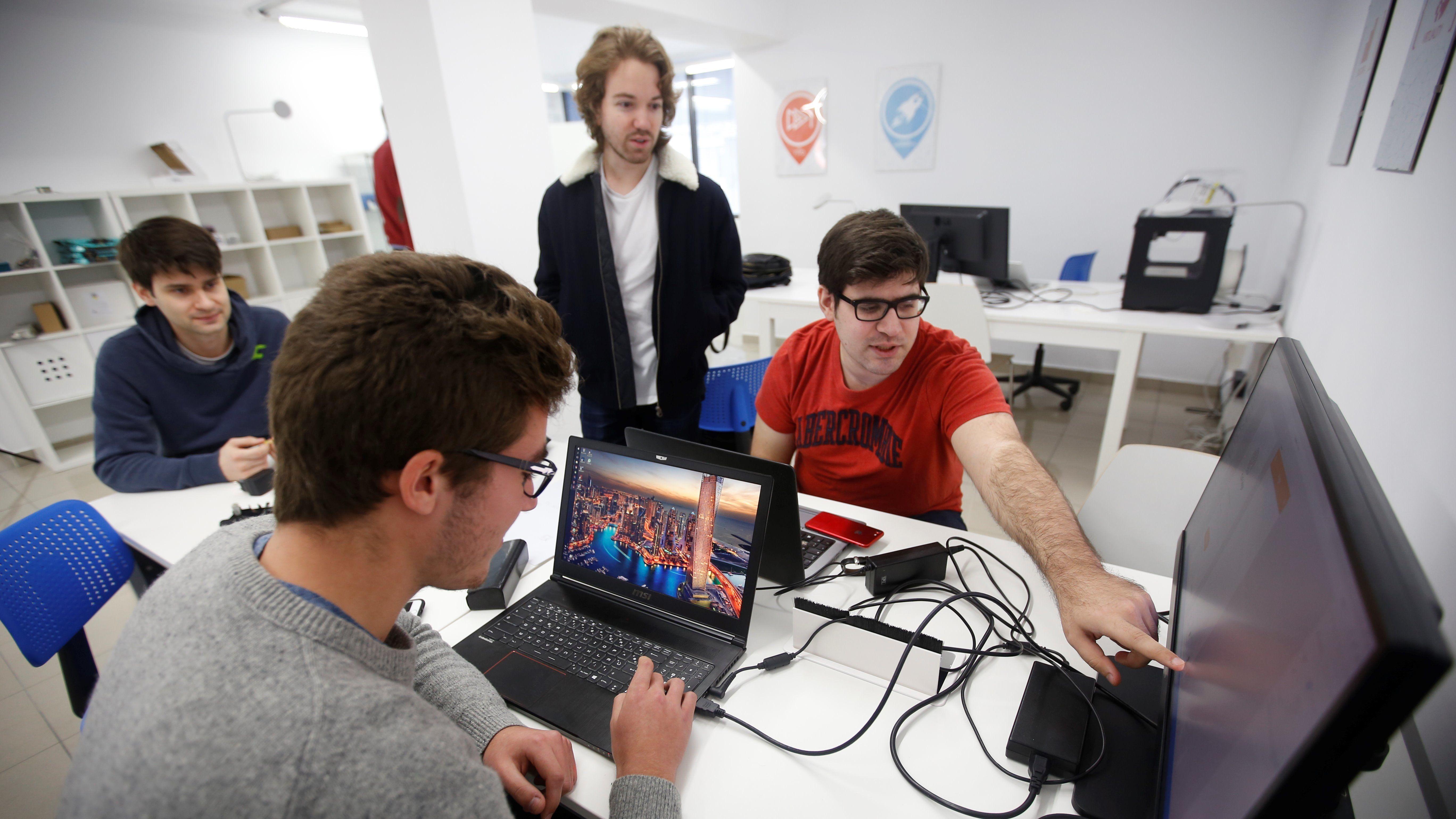 Coding Academy Barcelona by EPITECH