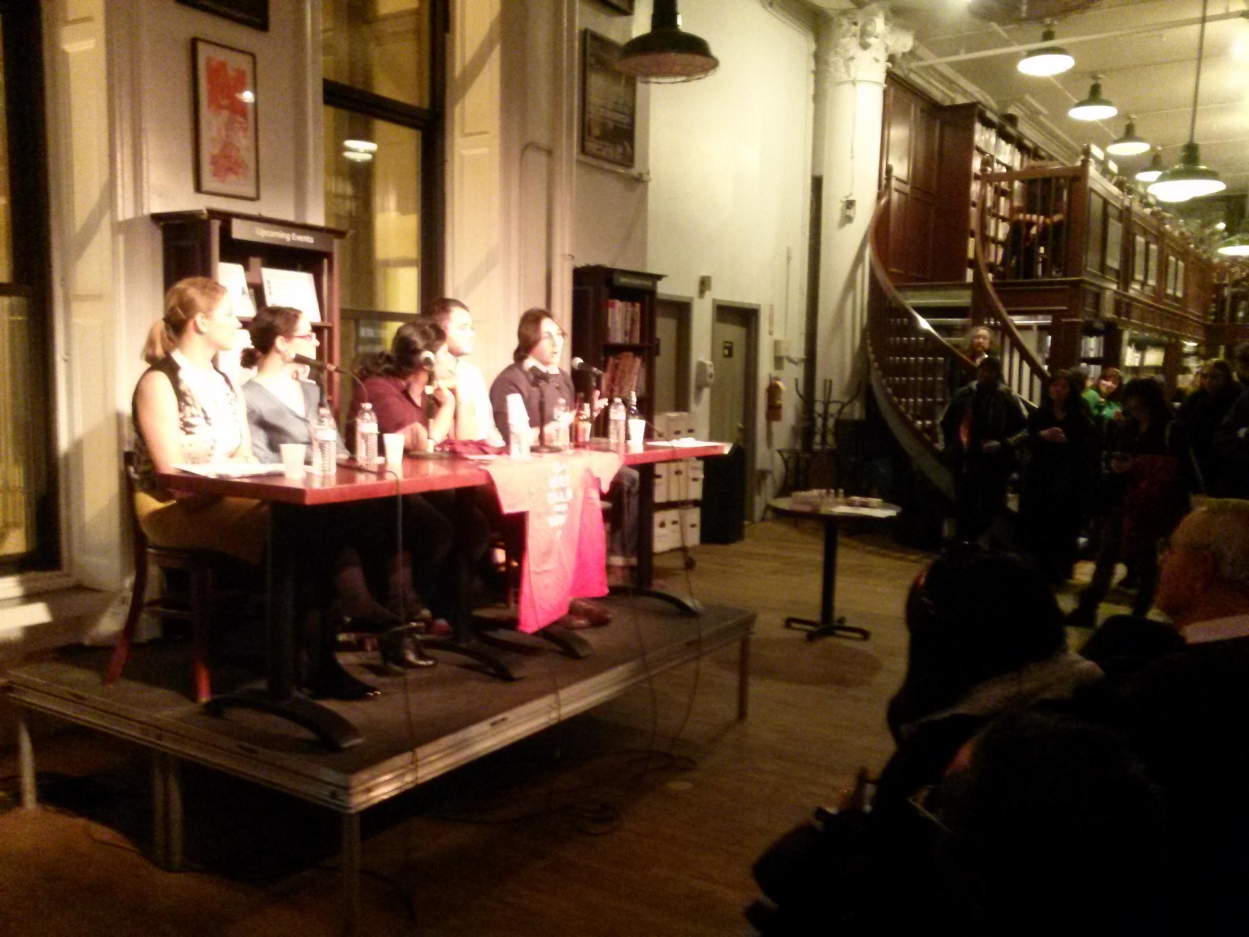 NY Self-Publishers Meetup