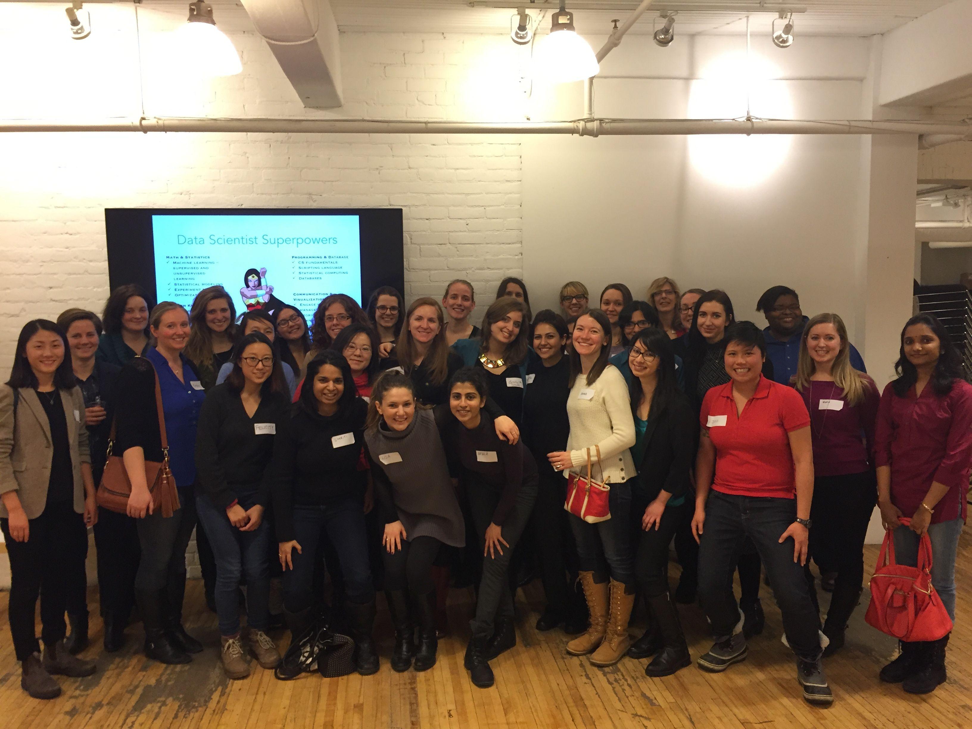 Toronto Women's Data Group