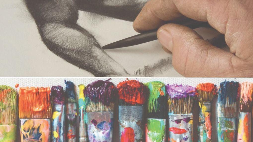 Maitland Art Classes for Beginners Group