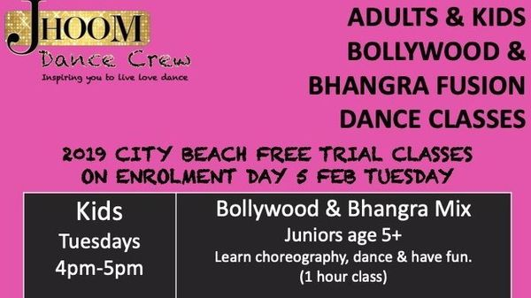 BOLLYWOOD & BHANGRA DANCE CLASS FREE TRIAL DAY | Meetup