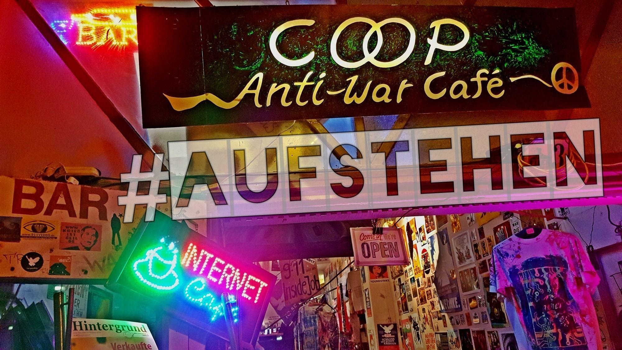 #Aufstehen #Sammlungsbewegung Support #Berlin Meetup
