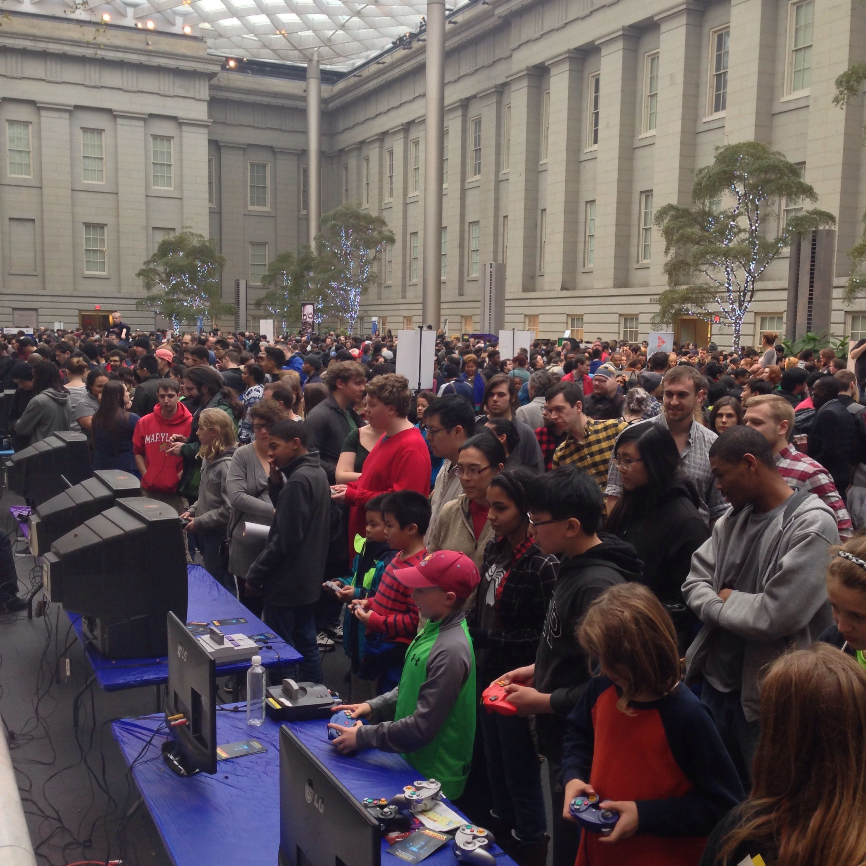Gaming in Public DC