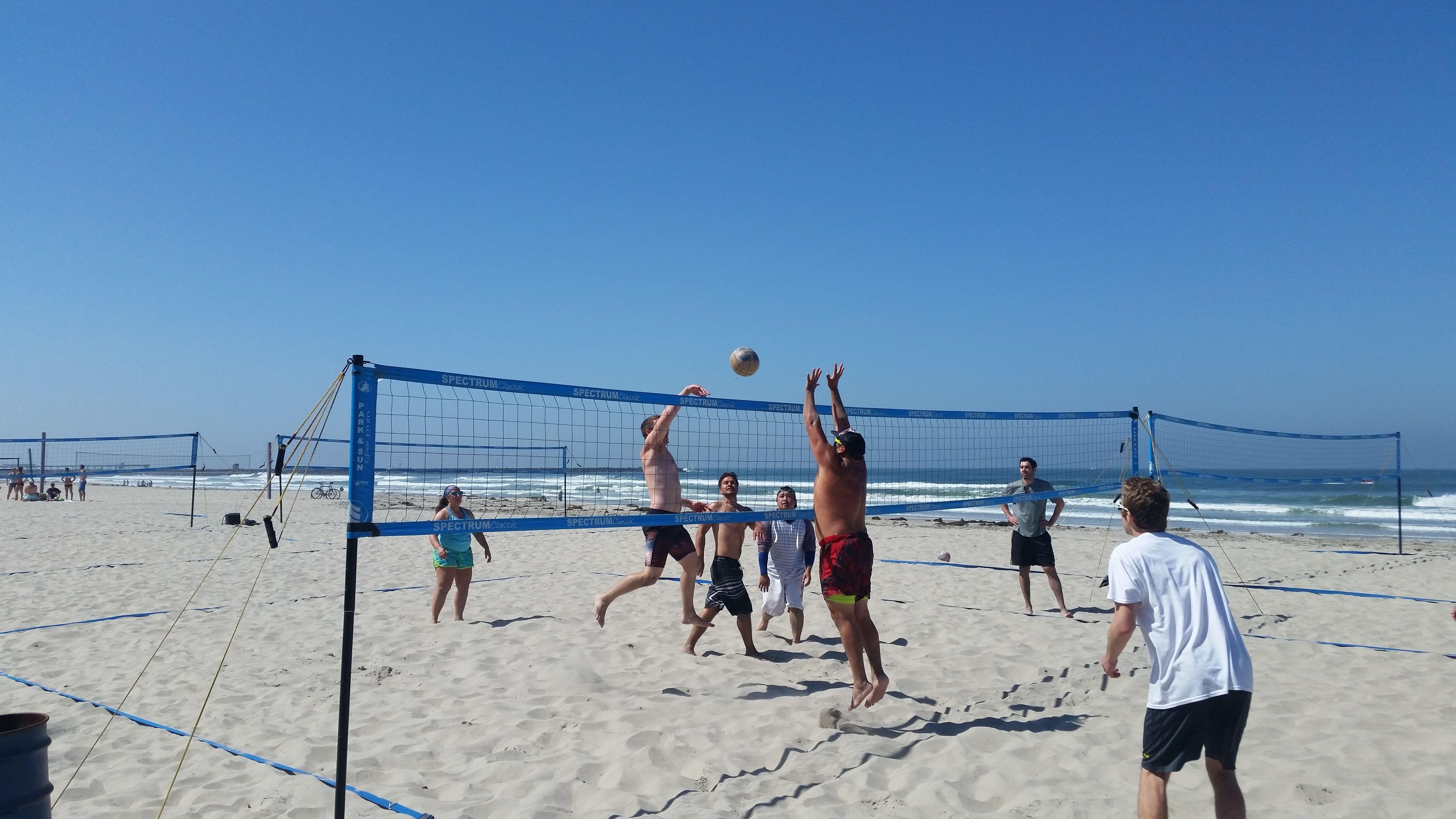 Photos San Go Mostly Beach Volleyball Meetup Ca