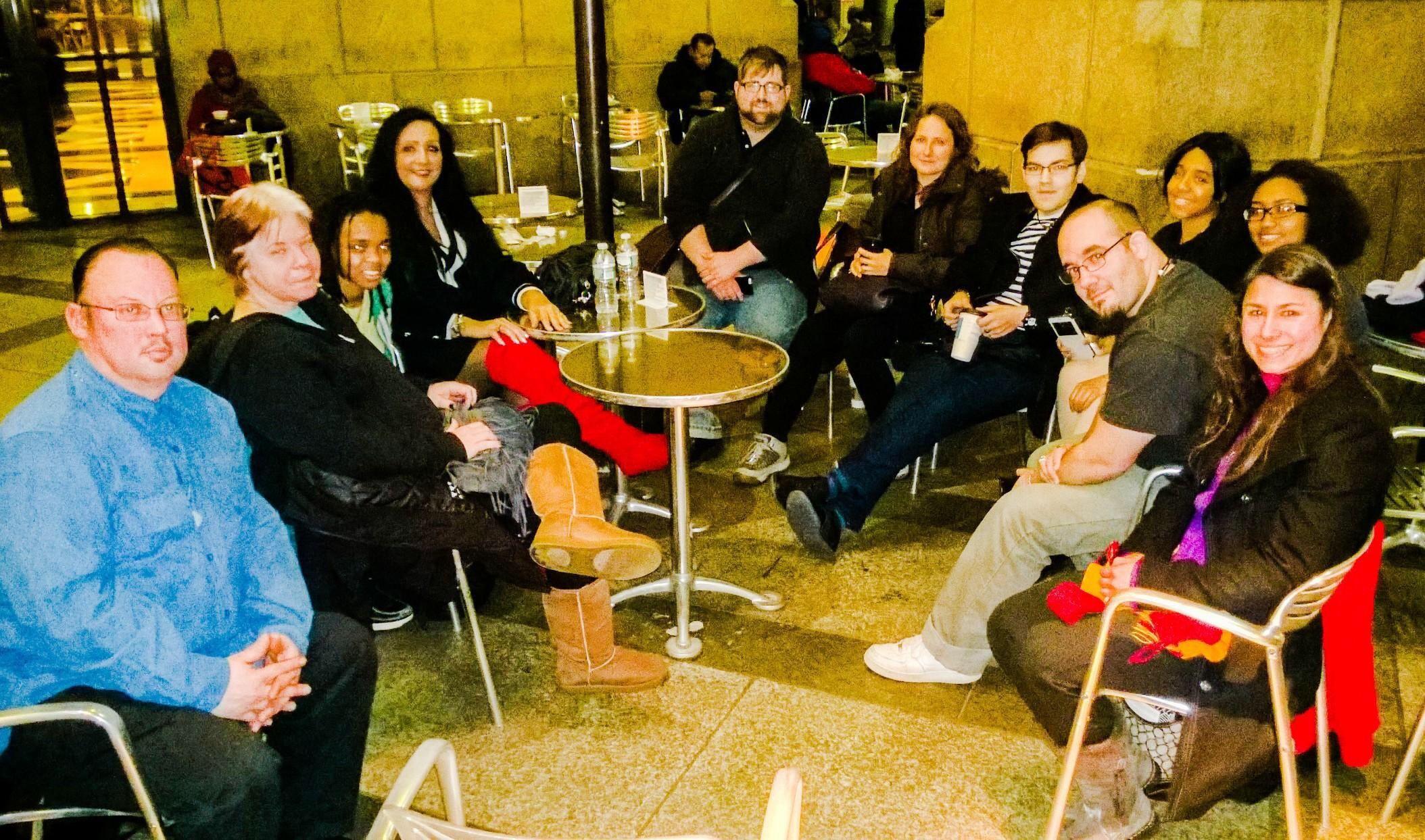 Dating meetup groups new york city