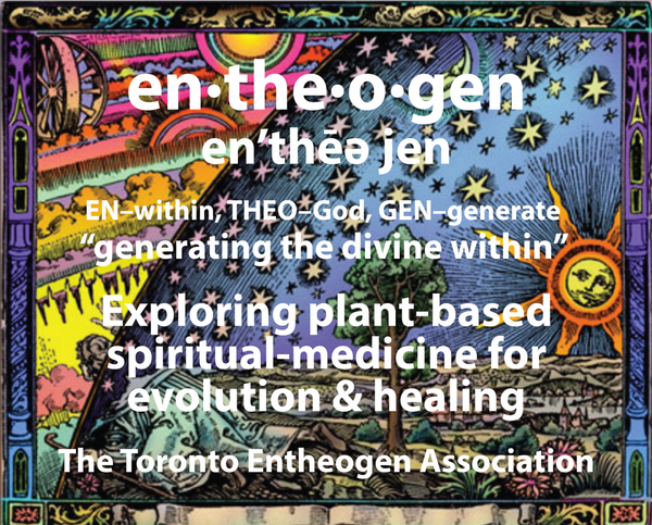 Entheogens and the Mystical Path (Toronto) (Toronto, ON) | Meetup