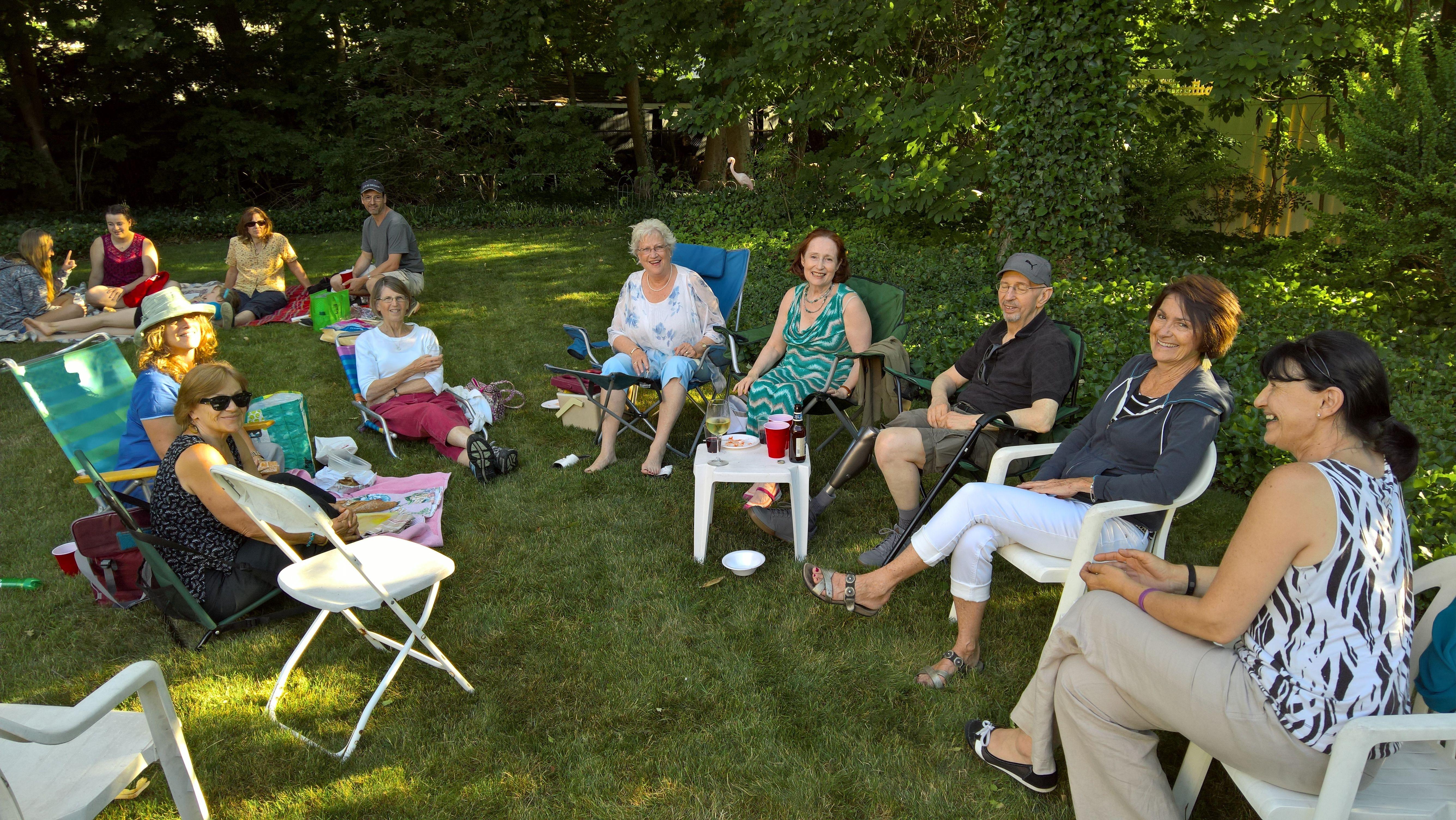 The Connecticut German Language Meetup Group