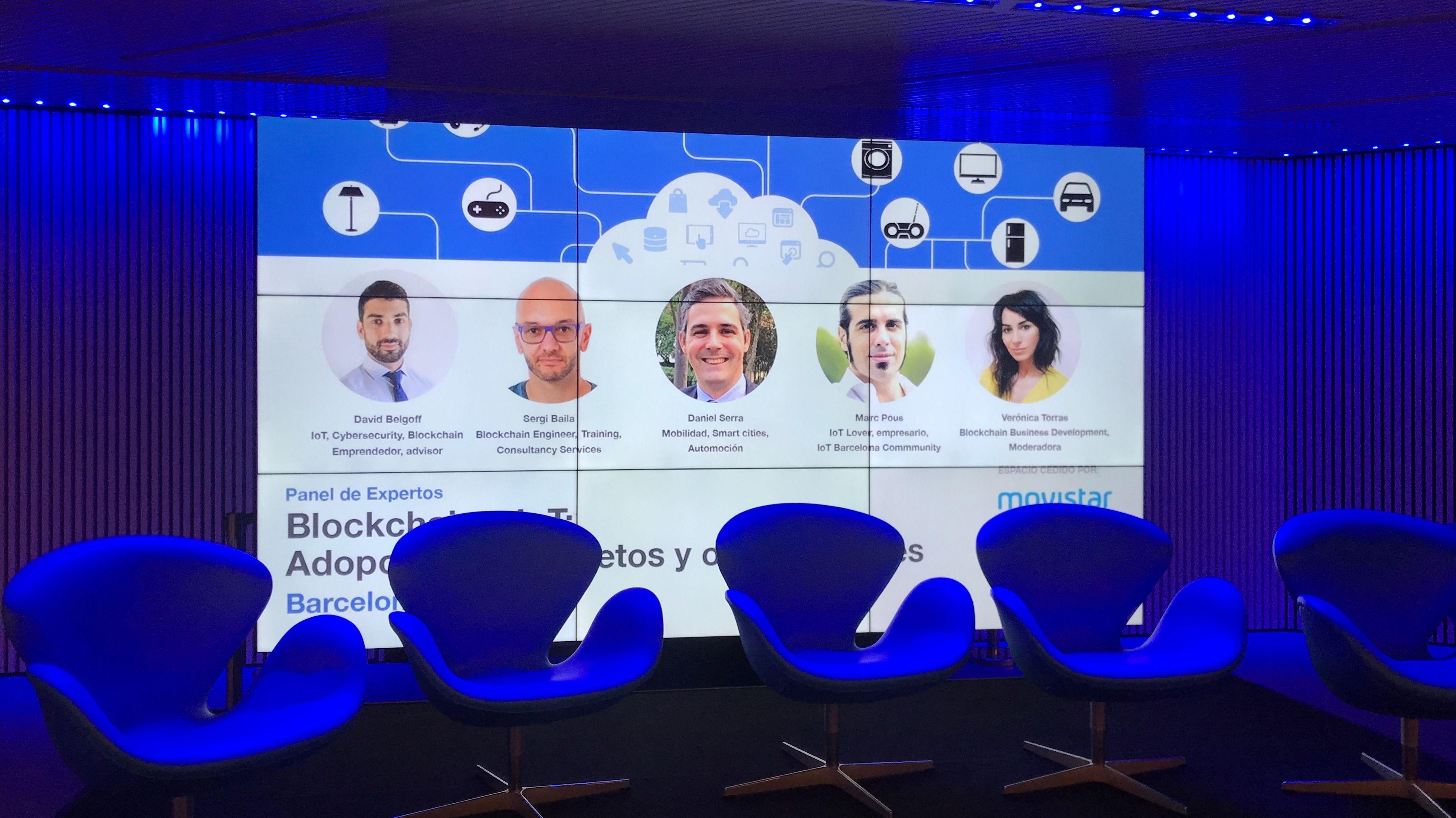 Blockchain for Business Barcelona